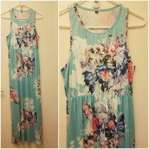 Florak Maxi Dress